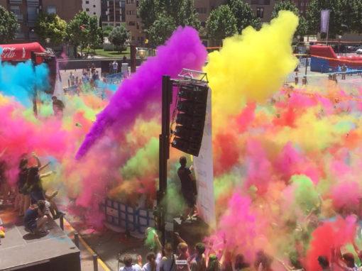 Fiesta del Color Albacenter