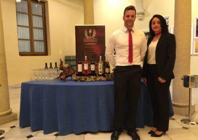 Joventura - Azafatas, Premios Excelencia Colegio Oficial Enólogos CLM