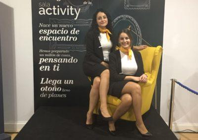 Joventura - Inauguración Sala Activity Albacenter