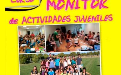 Curso Homologado de Monitor de Actividades Juveniles Julio