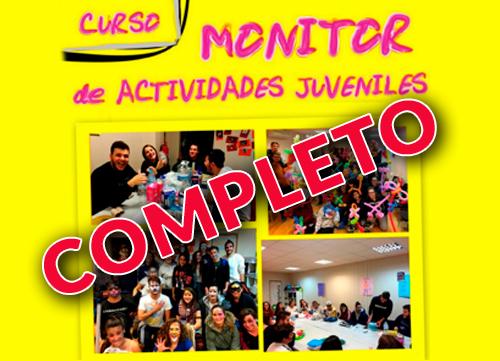 Curso Monitor de Actividades Juveniles Verano'19