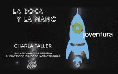 Charla Taller: La Boca y La Mano por Francis Zafrilla